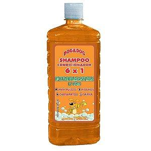 Shampoo Dog&Dog 6x1 Anti-Pulgas 750ml