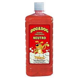 Shampoo Dog&Dog Neutro 750ml
