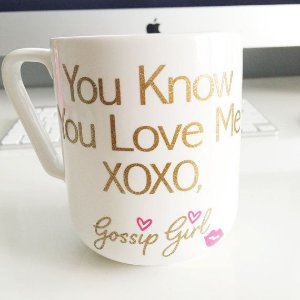 Caneca You Know You Love