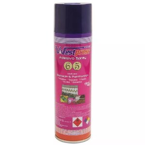 Cola Spray Adesivo Temporária - 500ml