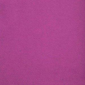 Feltro Liso Rosa Púrpura Santa Fé