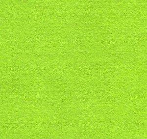 Feltro Liso Verde Cítrico Santa Fé