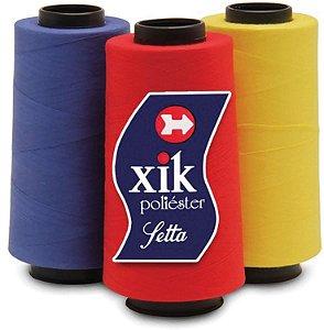 Linha para costura Xik Poliester 80/5000 jardas  - Setta