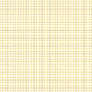 Feltro Estampado Color Baby Xadrez Amarelo - Santa Fé