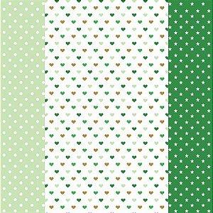 Coleção Composê Santa Fé - Verde