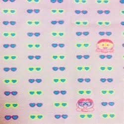 Feltro Estampado Turma da Mônica - Mônica de  Oculos