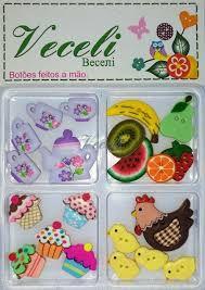 Botões Artesanais Kit Cozinha