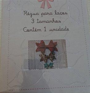 Régua Gabarito para Laços - kit 2