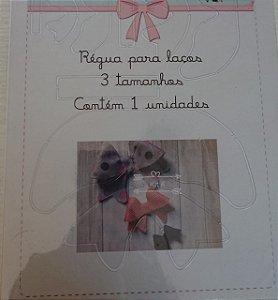 Régua Gabarito para Laços - kit 4