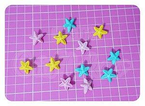 Botão Infantil Estrela do Mar - 12unidades