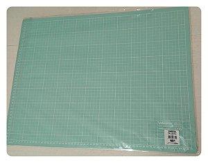 Base de Corte A2 60x45cm Verde Água
