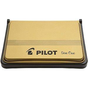 Almofada para carimbo (n° 3) Preta Pilot