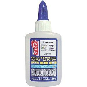 Cola para EPS (Isopor) Asuper Isopor 90g Radex