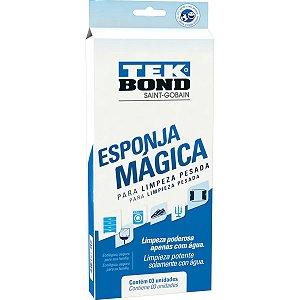 Esponja Magica Tekbond