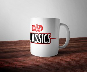 Caneca - D&D Classics