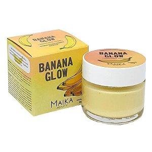 Hidratante Facial Banana Glow Maika Beauty 30g