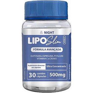 Lipo Slim Night Com 60 Cápsulas