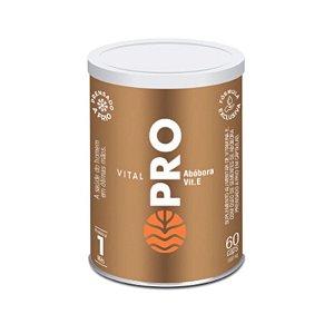 Vital Pro Suplemento Alimentar de Vitamina E com Óleo de Sementes de Abóbora Com 60 Cápsulas