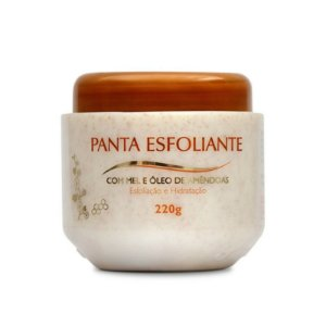 Panta Cosmética Creme Esfoliante 220g