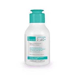 Panta Cosmética Shampoo Anticaspa 3 em 1 Lava e Condiciona 130ml