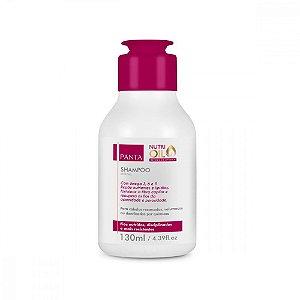 Panta Cosmética Shampoo Nutri Oil Reposição Lipídica 130ml
