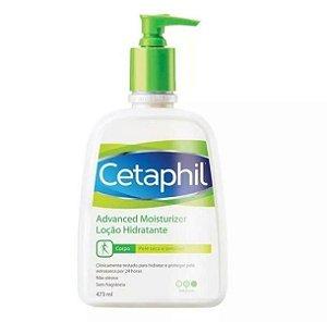 Cetaphil Loção Hidratante Corporal Advanced Moisturiz 473g