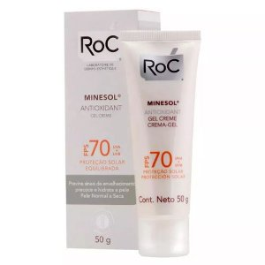 Roc Minesol Antioxidante Fps 70 50g