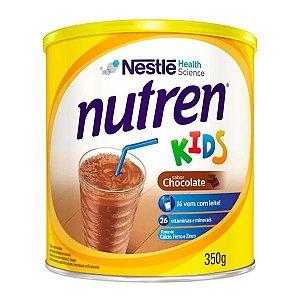 Nutren Kids Chocolate Suplemento Alimentar Lata 350g