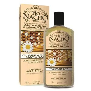 Tio Nacho Condicionador Antiqueda Clareador 415ml