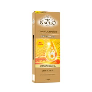 Condicionador Tio Nacho Anti Idade 415ml