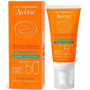 Avene Protetor Solar Cleanance Fps 50+ Matificante 50ml