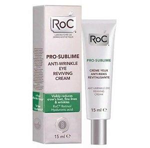 Roc Pro Sublime Anti Rugas Rejuvenescedor Olhos 15ml