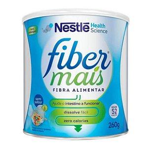 Nestlé Fibermais 260g Suplemento De Fibras