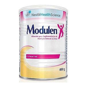 Leite Modulen 400g Nestlé Suplemento Alimentar Validade 31/03/2021