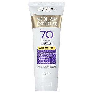 Protetor Solar Loréal Expertise Supreme Fps 70 200ml