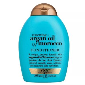 Ogx Condicionador Argan Oil Of Marrocos Restaurador 385ml
