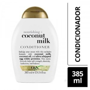 Ogx Condicionador Coconut Milk Nutritivo 385ml