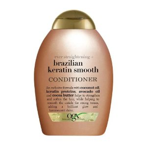 Ogx Condicionador Keratin Smooth Anti-Frizz 385ml