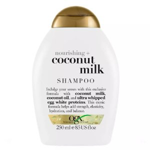 Ogx Shampoo Coconut Milk Nutritivo 250ml Nourishing