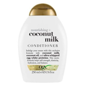 Ogx Condicionador Nutritivo Coconut Milk 250ml