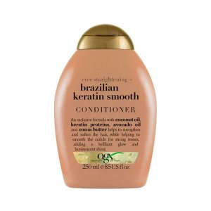 Condicionador Ogx Brazilian Keratin Smooth 250ml