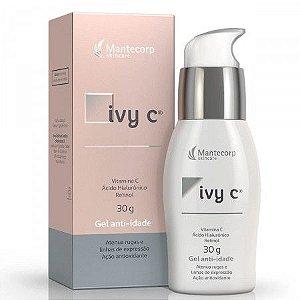 Ivy C Gel Rejuvenescedor Facial 30g Mantecorp