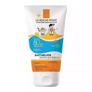 Anthelios Infantil Fps 60 120ml Dermo Pediatrics