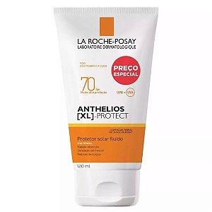 Protetor Solar Anthelios Xl Protect Fps 70 120ml La Roche
