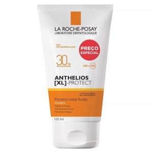 Protetor Solar Anthelios Xl Protect Fps 30 120ml La Roche