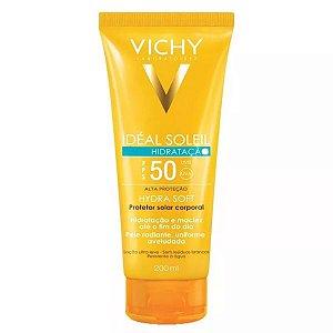 Protetor Solar Vichy Idéal Soleil Hidratação Fps 50 200ml