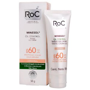 Roc Minesol Oil Control Universal Tinted Fps 60