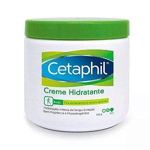 Cetaphil Creme Hidratante 453g Extremamente Seca E Sensivel