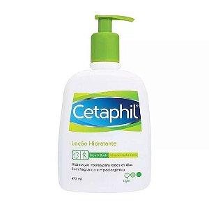 Cetaphil Loção Hidratante Facial e Corporal 473ml