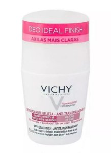 Desodorante Vichy Ideal Finish 50ml Anti Transpirante 48hrs